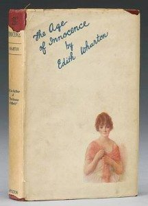 The Age of Innocence First Edition