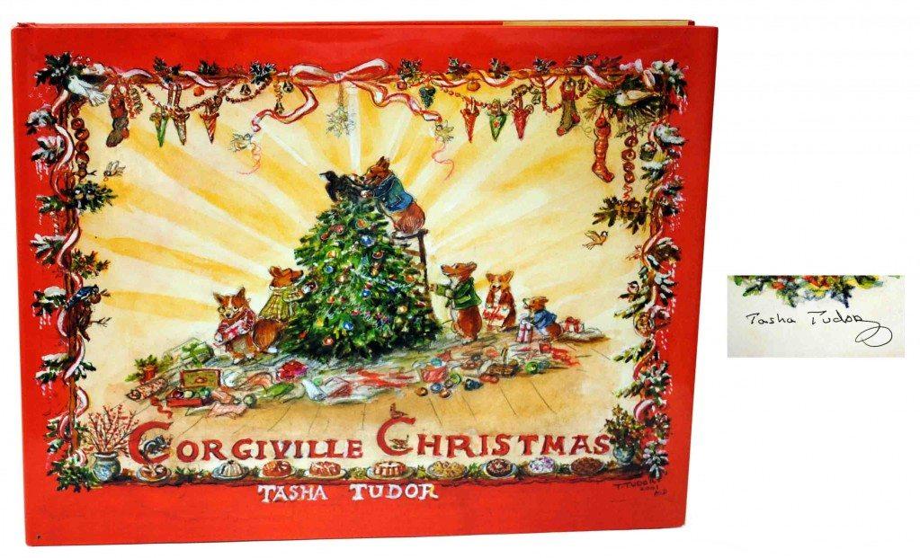 Corgyville Christmas