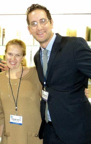 Matt and Adrienne