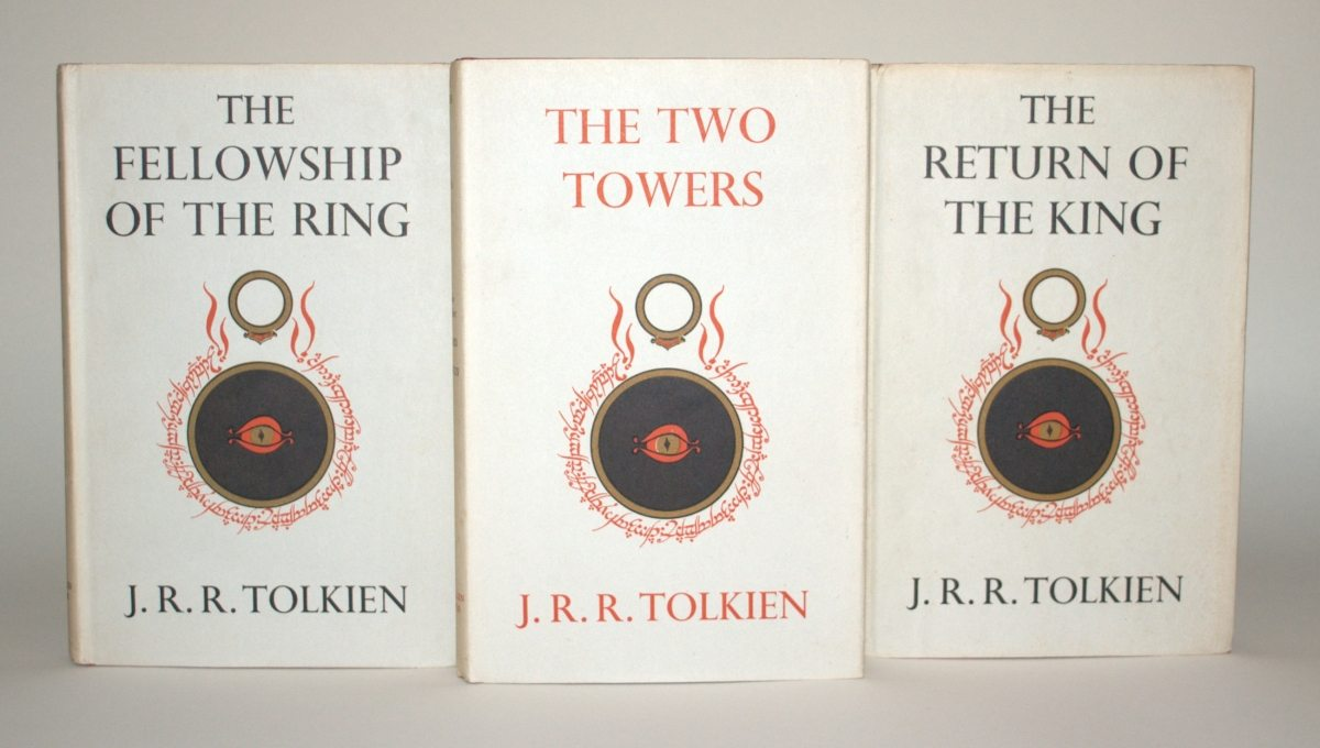 Identifying The Hobbit And Lord Of The Rings First Edition