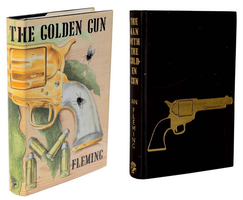 First Edition Man With The Golden Gun Man With The Golden Gun First