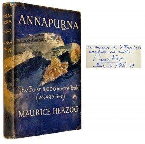 Maurice Herzog's Annapurna
