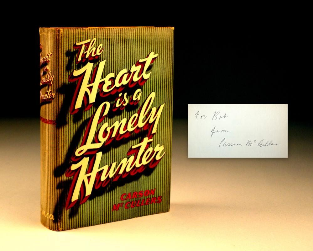 heart of a lonely hunter In the spring of 2005, the acting company presented the world premiere of  carson mccullers' poignant novel the heart is a lonely hunter as adapted for  the.