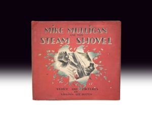 Mike Mulligan and His Steam Shovel First Edition