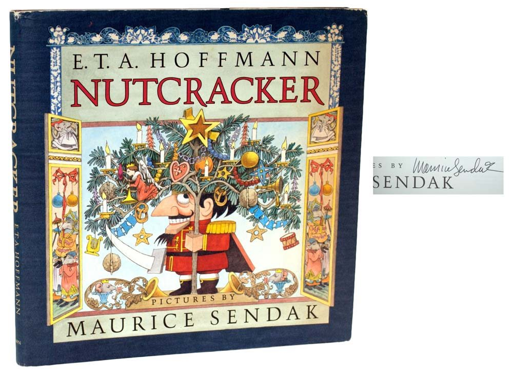 The Nutcracker Signed First Edition Maurice Sendak