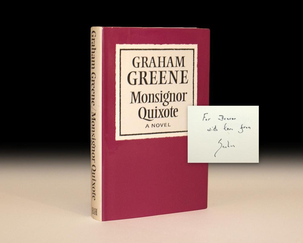 Graham Greene Monsignor Quixote
