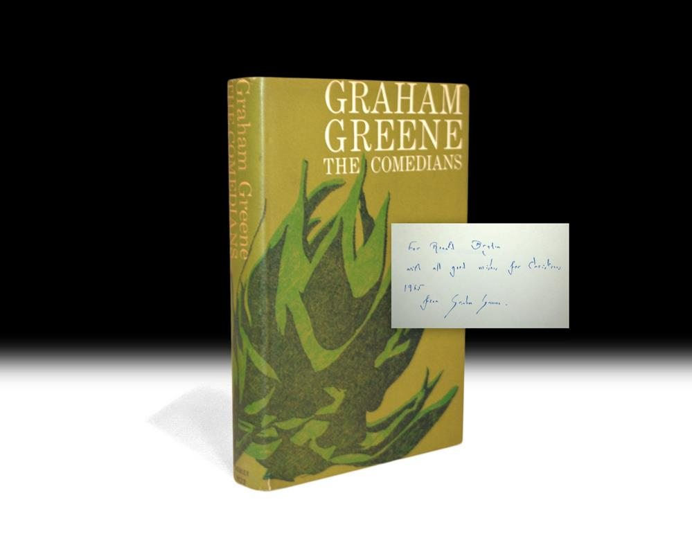 Graham Greene the Comedians