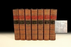 Edward Gibbon, The History of the Decline and Fall of the Roman Empire, Rare Edition