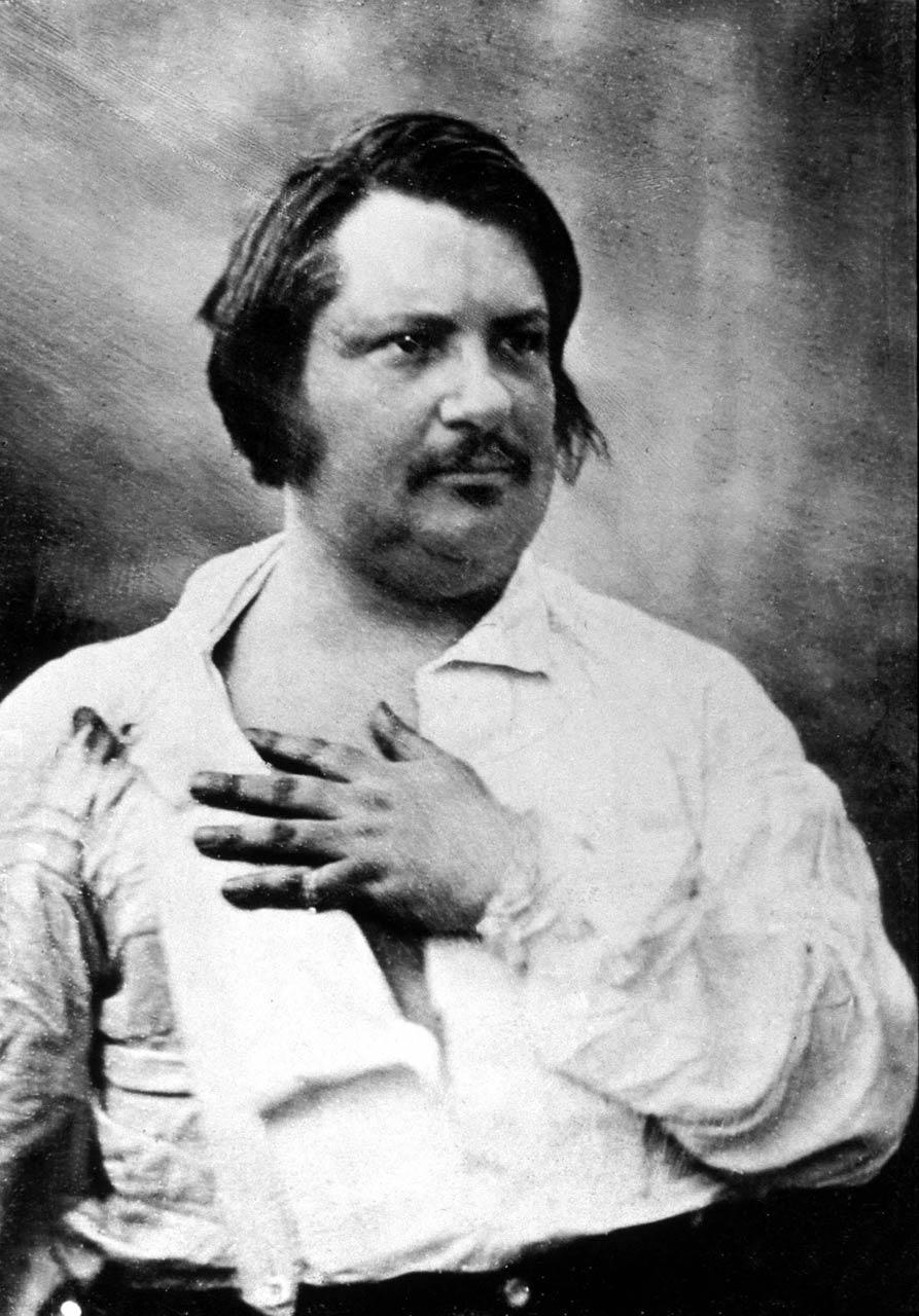Honore de Balzac Complete Works