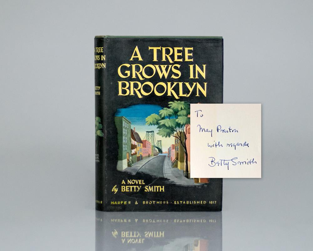 """an analysis of a tree grows in brooklyn by betty smith Betty smith has, in the pages of a tree grows in brooklyn, captured the joys of humble williamsburg life-from """"junk day"""" on saturdays."""