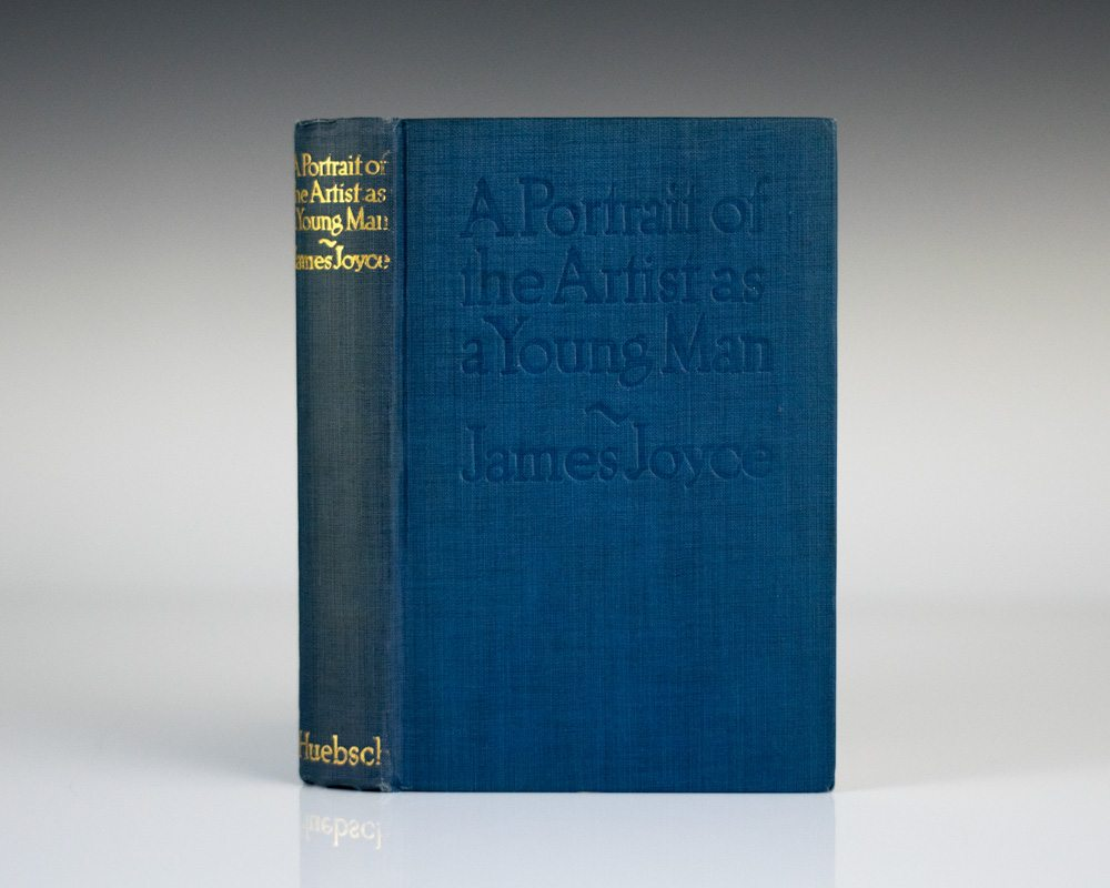 c9ee9896 A Portrait of the Artist as a Young Man James Joyce First Edition