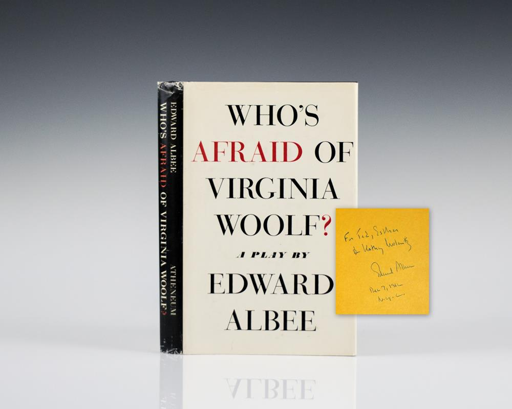 whos afraid of virginia woolf Directed by mike nichols with elizabeth taylor, richard burton, george segal, sandy dennis a bitter, aging couple, with the help of alcohol, use a young couple to fuel anguish and emotional pain towards each other.