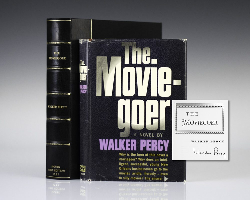 walker percys the moviegoer Walker percy, oblsb was an american author from covington, louisiana, whose interests included philosophy and semiotics percy is known for his philosophical novels set in and around new orleans, the first of which, the moviegoer, won the us national book award for fiction he devoted his literary life to the exploration of the dislocation of man in the modern age his work displays a combination of existential questioning, southern sensibility, and deep catholic faith.