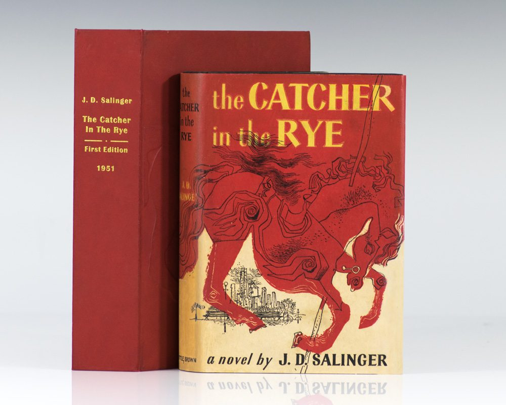 an analysis of the jd salingers on the catcher in the rye Discussion of the writing style of the catcher in the rye by jd salinger.