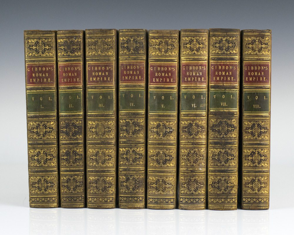 the decline and fall of the roman empire volumes 4 6