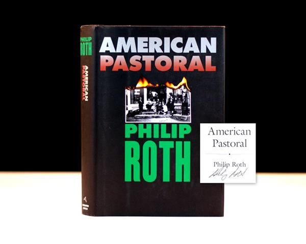 American Pastoral by Philip Roth rare first edition