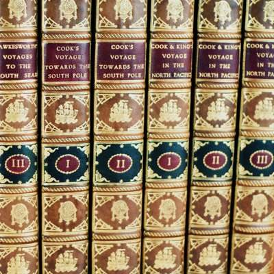 Rare Fine Bindings and Book Sets