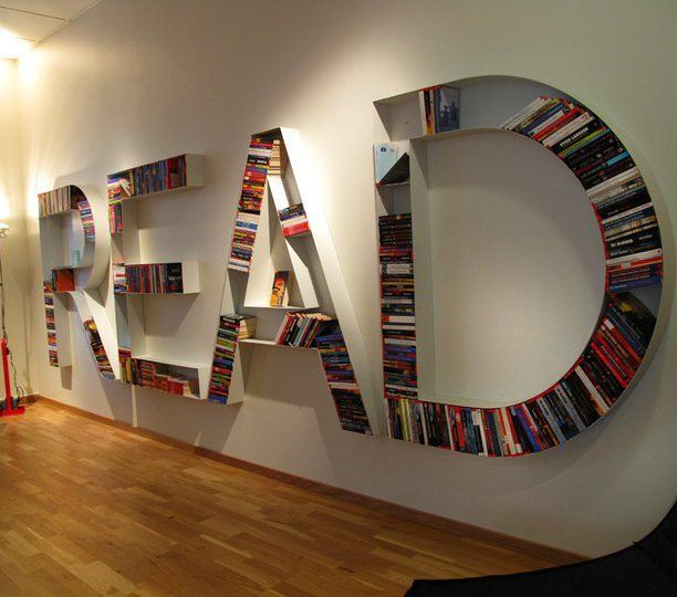 cool bookcases