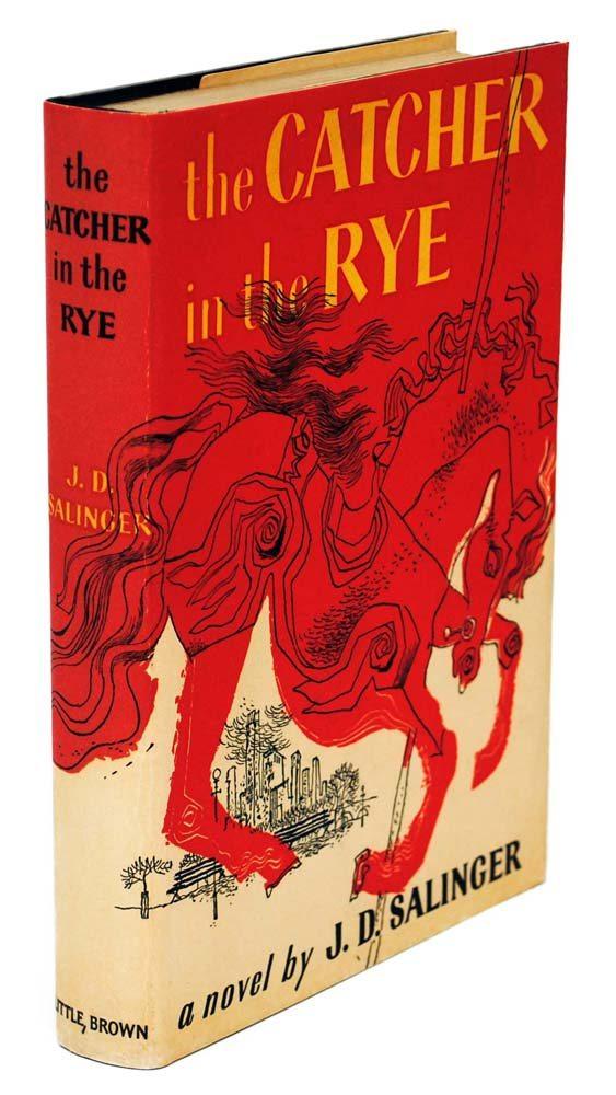 The Catcher In The Rye Raptis Rare Books