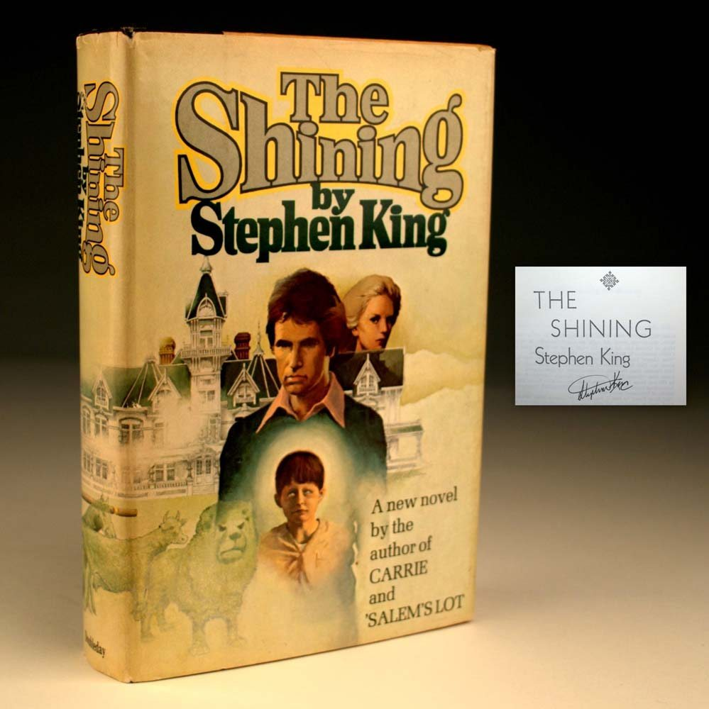 the shining by stephen king essay 1 the shining by stephen king2 this novel is primarily set in the beautiful foothills of the rocky mountains located in colorado there are intriguing hedges in front that are carved into animals.