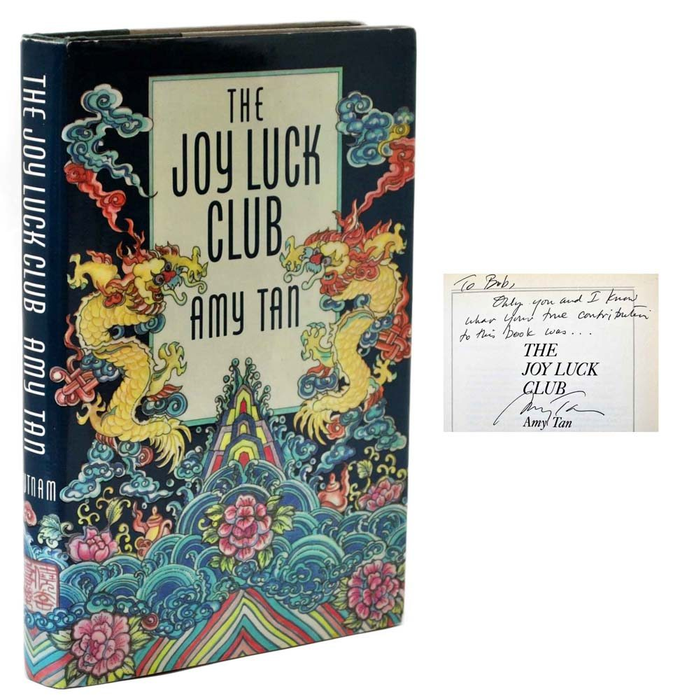 "an analysis of the characters in the novel the joy luck club by amy tan Give specific examples to illustrate the ""circumstances"" and ""character the joy luck club was related titles on this novel: introduction amy tan plot."