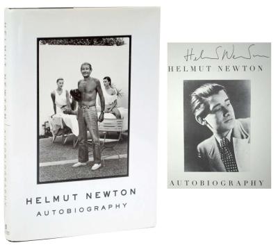 Autobiography: Helmut Newton