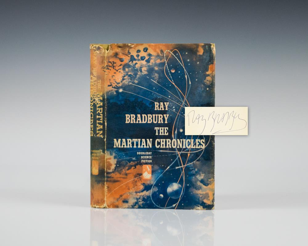 an analysis of martian chronicles by ray bradbury Ray bradbury's the martian chronicles managed to connect the dots and pay homage to many of the thus concludes my fortean analysis of ray bradbury's magical.