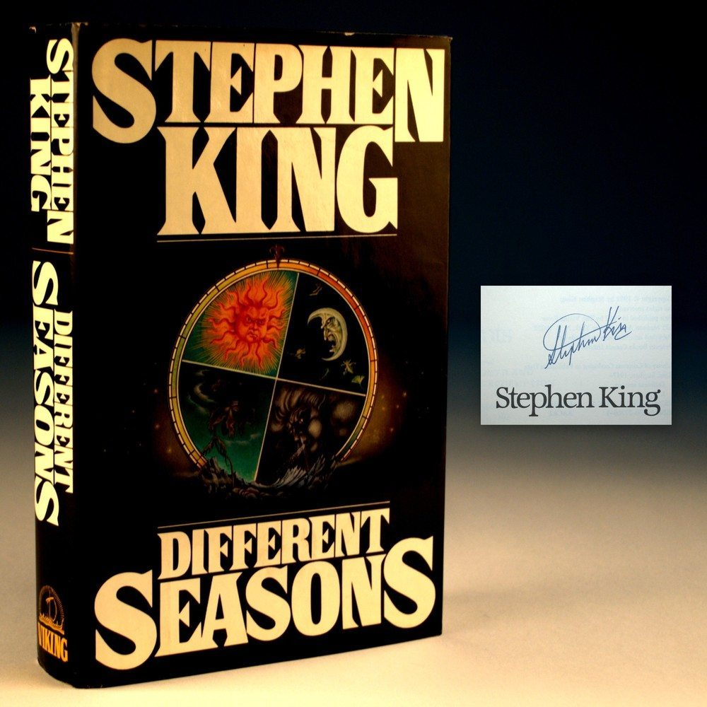 a book analysis of apt pupil by stephen king The ultimate stephen king reading guide  carrie was the first book that stephen king published,  apt pupil, but the rest of the book more than makes up for it.