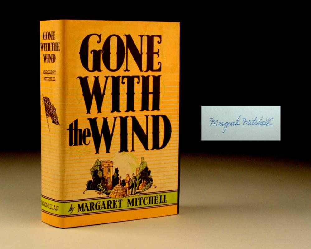 margaret mitchells gone with the wind In donald mccaig's vision, subtitled a novel of mammy from margaret mitchell's gone with the wind, mammy is reimagined as ruth his portrayal of her character is deeper and more nuanced that both in the book and the faithful 1939 film.