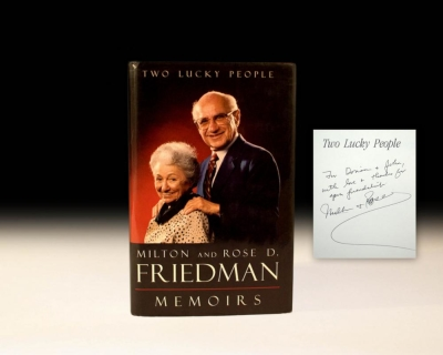 Two Lucky People: Memoirs