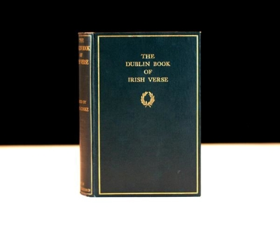 The Dublin Book of Irish Verse 1728-1909