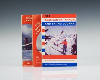 American Ski Annual and Skiing Journal
