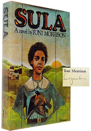 an analysis of the sula by toni morrison Claude pruitt circling meaning in toni morrison's sula our life is an apprenticeship to the truth that around every circle another can be drawn that there is no end in nature, but every end is a beginning that there is always another dawn risen on mid-noon, and under every deep a lower deep opens.