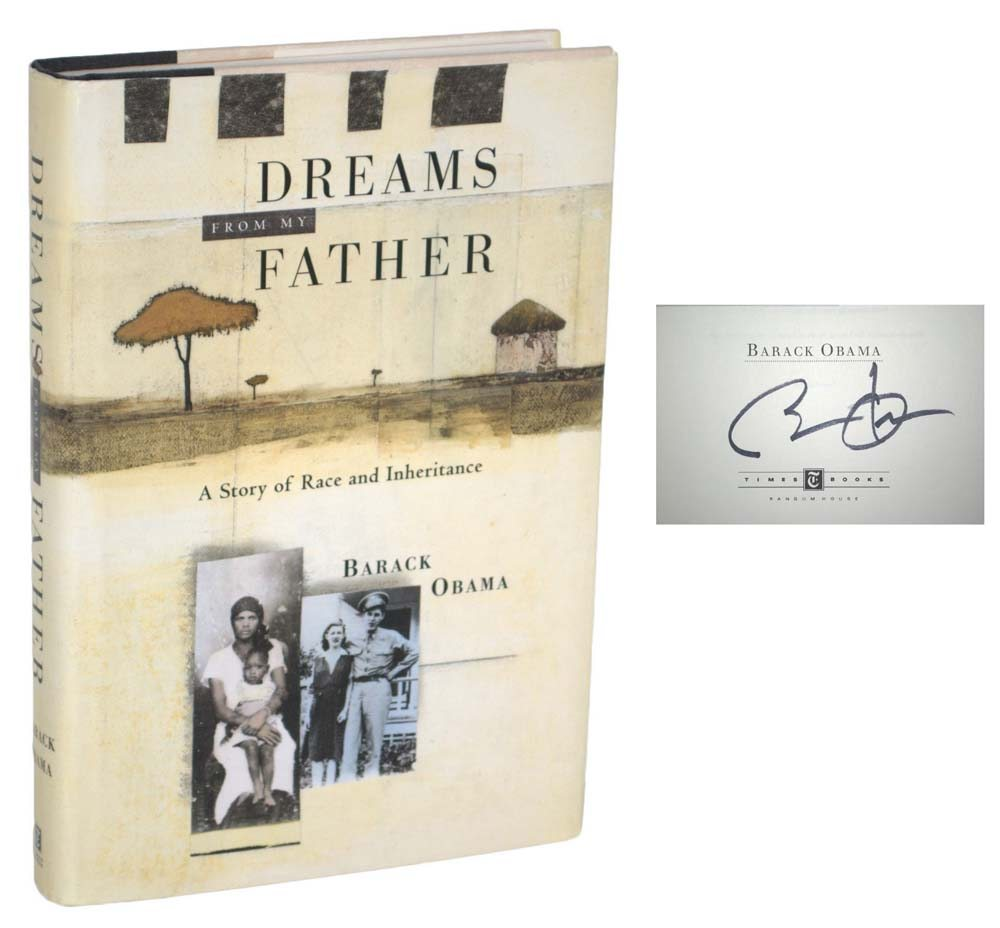 barack obama dreams from my father: book analysis essay Near the end of his autobiography, dreams from my father, barack obama tells us what he learned from his long journey of self-discovery he sits beside the graves of his father and grandfather and reflects on their fate.