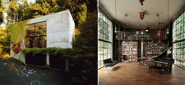 filmmaker's library in Seatte