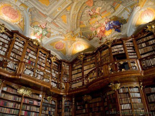St_Florian_Library_Austria
