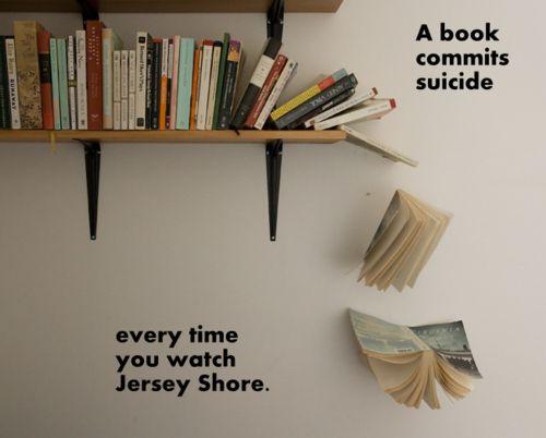 Jersey Shore book humor
