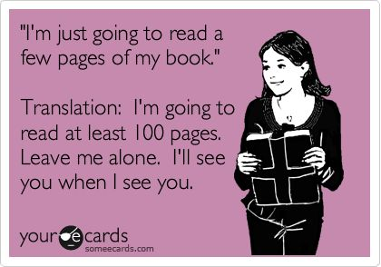 reading book humor