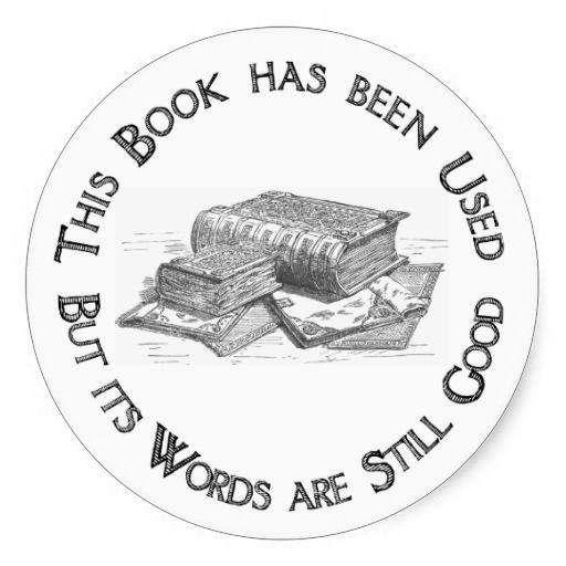 used books humor