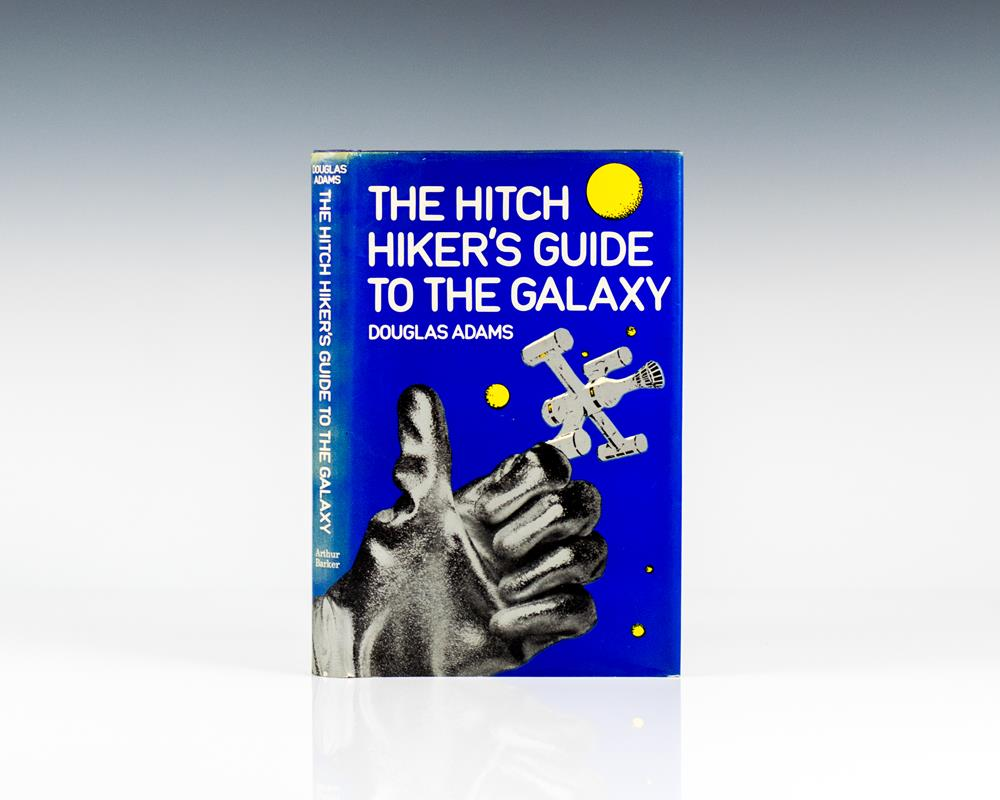 a literary analysis of the hitch hikers guide to the galaxy 14102018 books philosophy and the hitchhiker's guide to the galaxy, edited by nicholas joll massimo pigliucci finds his way around philosophy and the hitchhiker.