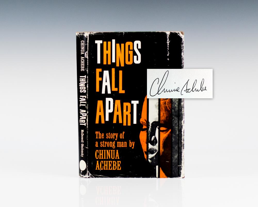Things Fall Apart Norton Critical Editions by Chinua