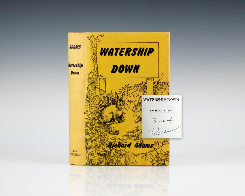 essay on watership down Essays and criticism on richard adams' watership down - critical essays.