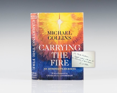 Carrying the Fire: An Astronaut's Journey.