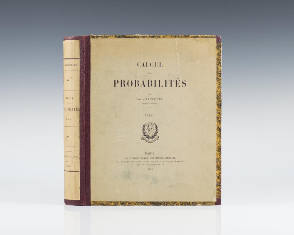 louis bachelier thesis