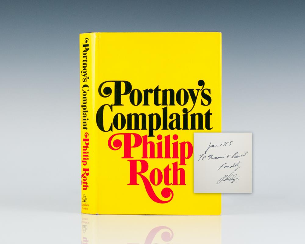 presentation portnoys complaint Portnoy's complaint, ernest lehman's adaptation of philip roth's 1969 novel, is-much like two other 1970s movies discussed earlier on this site, diary of a mad housewife and the choirboys-a true-blue time capsule movie.