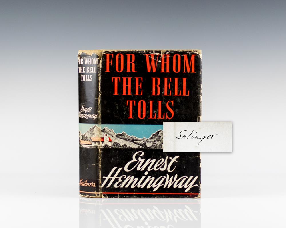 for whom the bell tolls ernest hemingway epub