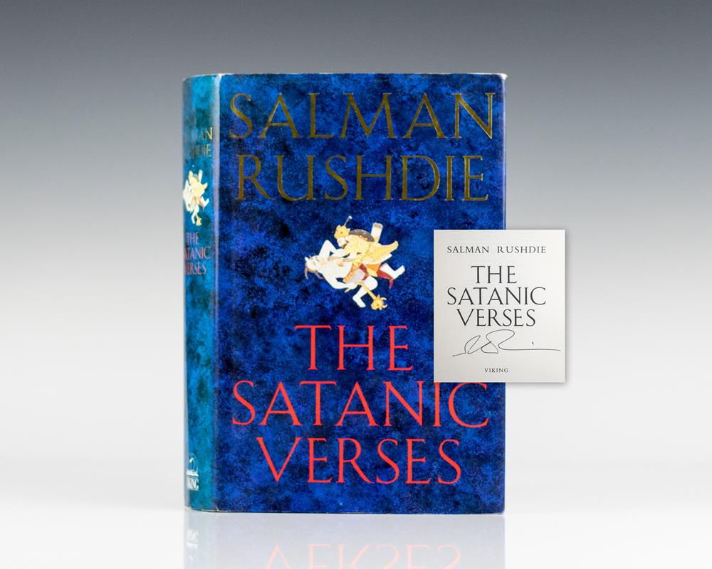 the satanic verses 20 years after iran's ayatollah khomeini sentenced salman rushdie to death for ' insulting' islam with the satanic verses andrew anthony.
