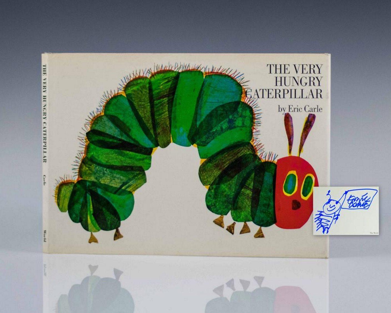 The Very Hungry Caterpillar Rare books
