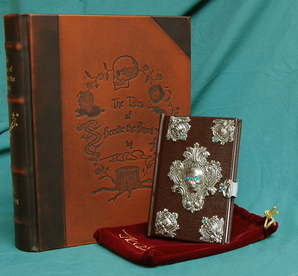 Beedle the Bard by J.K. Rowling
