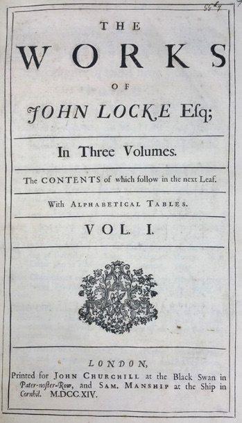 John Locke Rare Books